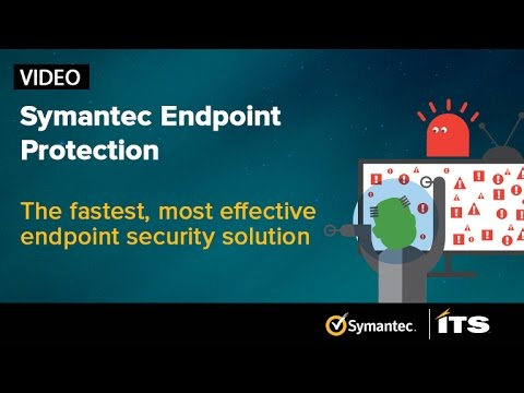 Symantec Endpoint Protection: The fastest, most effective endpoint security solution.