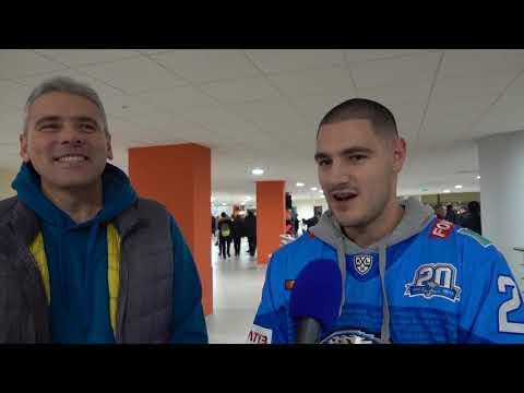 Вокруг матча Барыс   Автомобилист  30.12.19