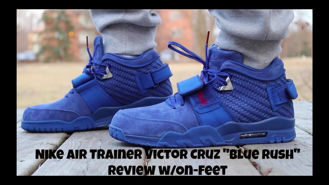 470a72c2f915 Nike Air Trainer Victor Cruz