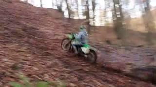 Kawasaki Kx 250 1998 2x hill climbs