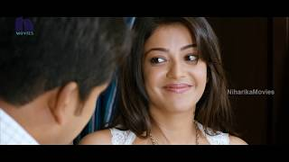 Kajal and Vijay Love Scene - Thuppakki Movie Scenes