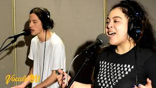 "KAINA - ""Cry"" Live From Studio 10 on Vocalo"