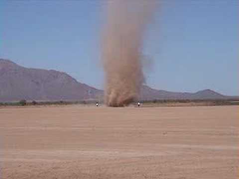 Tornado! (dust devil) - YouTubeDust Devil Tornadoes