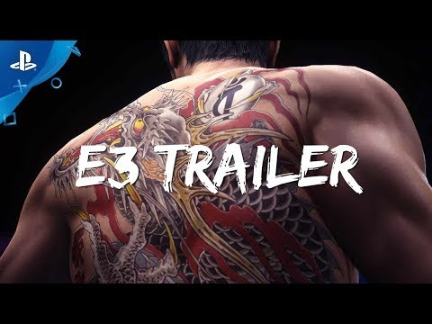 Yakuza 6 - PS4 Trailer | E3 2017
