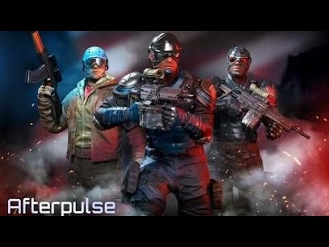 Afterpulse Elite Army Update v1 9 0 Full Apk + Data (All device)
