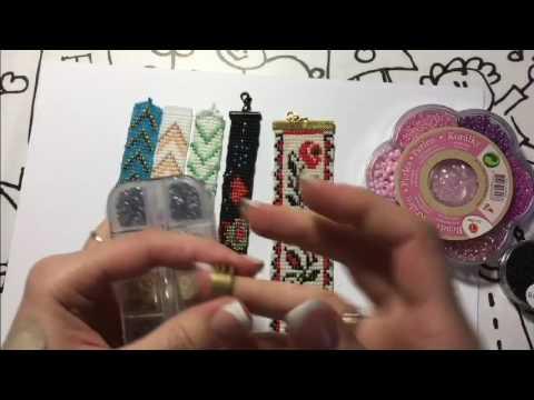 musterarmband aus kleinen perlen weben werbung wegen markenerkennung - Perlen Weben Muster