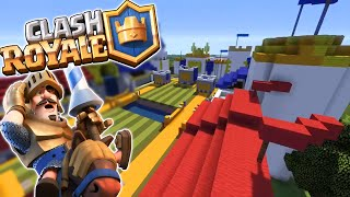 Craft Royale - Clash Royale Sur Minecraft !