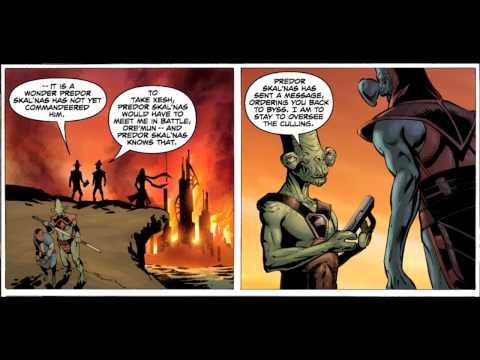 Star wars - Dawn of the jedi - part 1