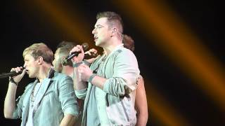 Westlife - When You're Looking Like That - Farewell Tour 2012