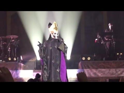 """Rumor: new Ghost album titled """"Falsa Spero""""?? - West Of Hell new album set for 2018"""