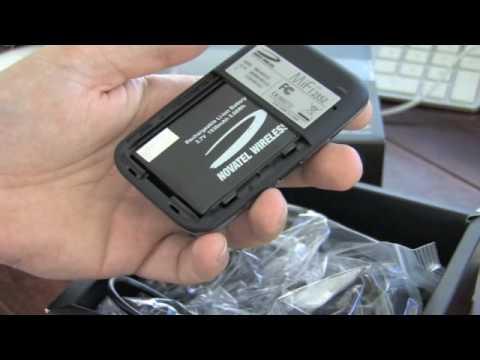 MiFi 2352 mobile broadband hotspot