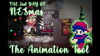 12 Days Of NESmas - Day Two: The Animation Tool
