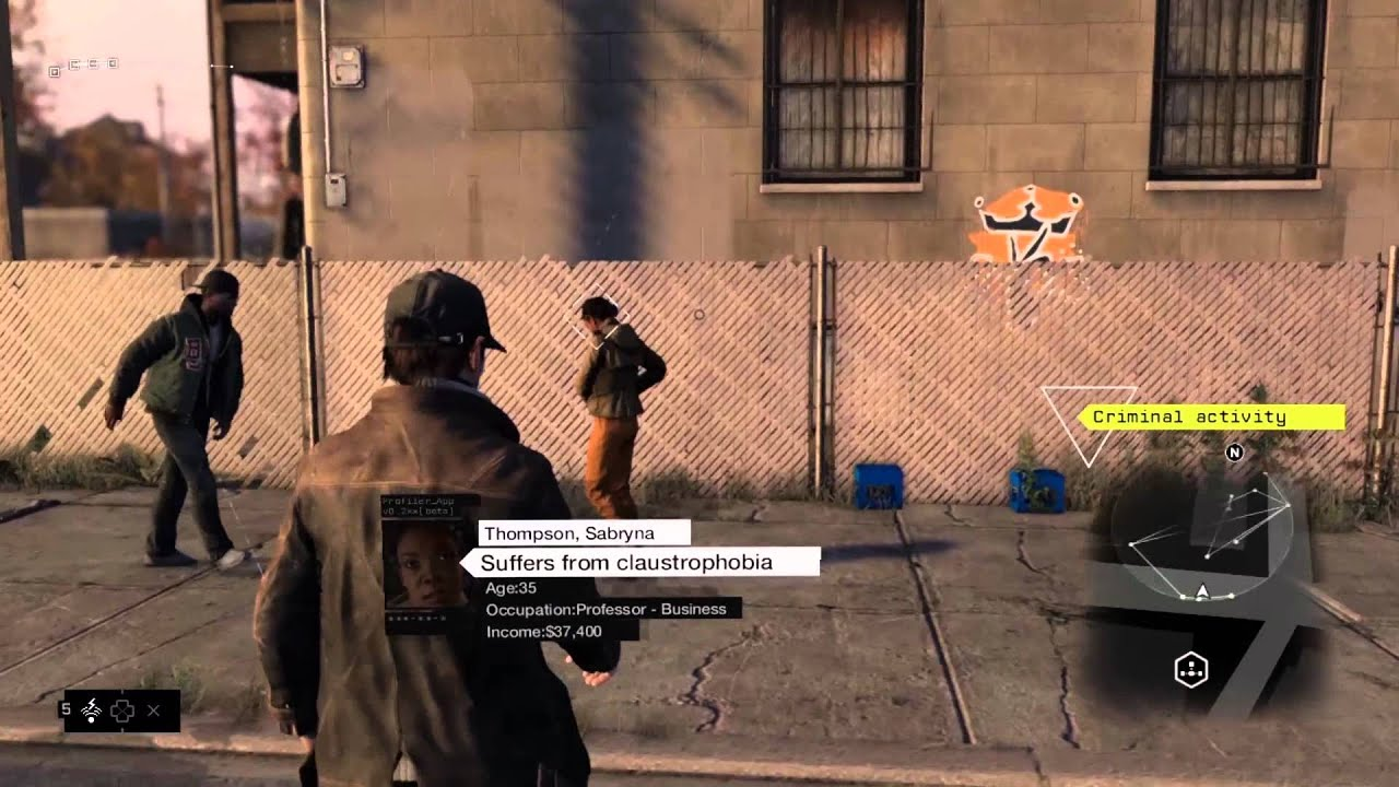 Watch Dogs Ps Rating