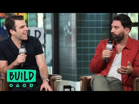 "Zachary Quinto & Drew Pearce Speak On ""Hotel Artemis"" Mp3"