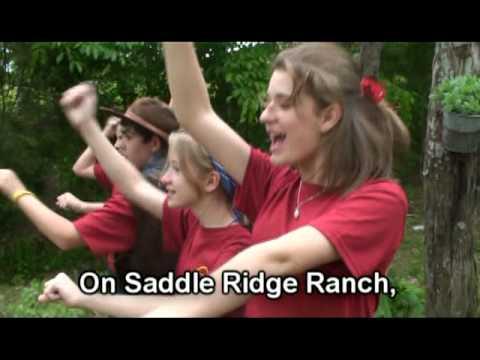 Saddle Ridge Ranch Theme Song