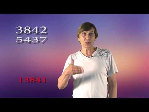 Видео приколы с числами - Видео приколы фокусы - Видео