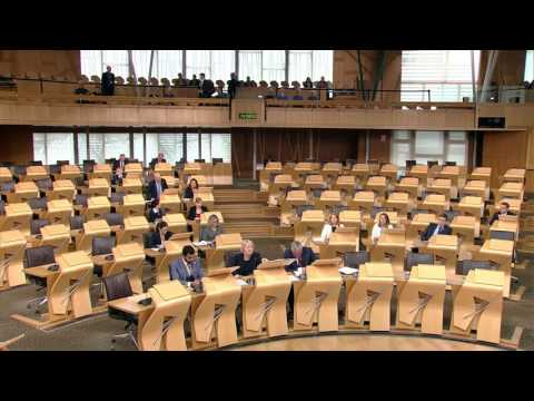 Portfolio Questions - Scottish Parliament: 14th September 2016