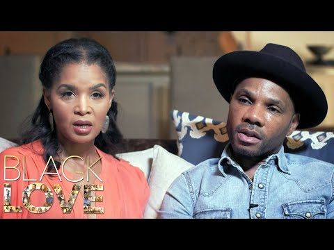 Willie Moore Jr. - Watch! Kirk Franklin and wife on Love That Lasts
