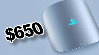 $650 PS5?