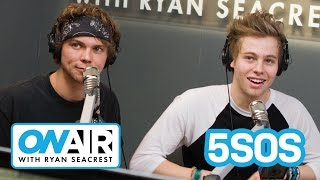 Would 5SOS Date A Fan? | On Air with Ryan Seacrest