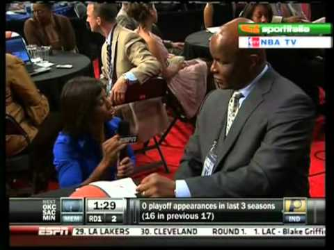 2009 nba draft Full First Round