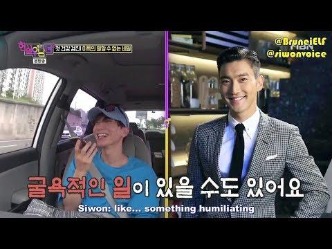 [ENGSUB] 180921 Real Life Man Woman EP7 – Leeteuk phone call with Siwon (1/2) Mp3