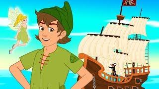 Peter Pan + O Livro da Selva | desenho animado | 2 contos com os Amiguinhos