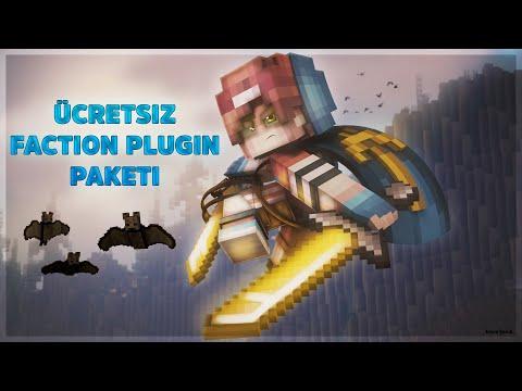 😱 ÜCRETSIZ FACTION PLUGIN PAKETI   2020   W/Minecraft