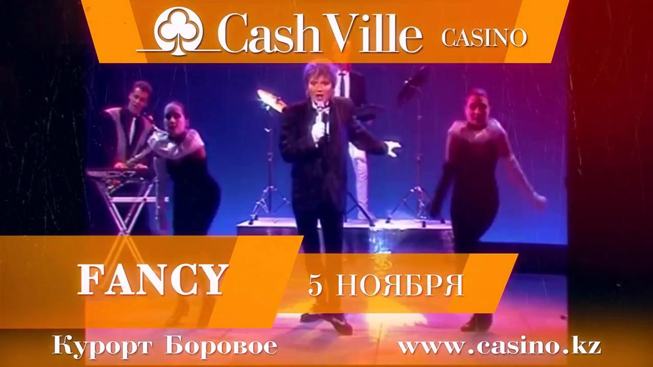 cashville казино