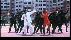Ladki Ladki Shehar Ki Ladki (Full Song) | Rakshak |  Sunil Shetty, Raveena Tandon