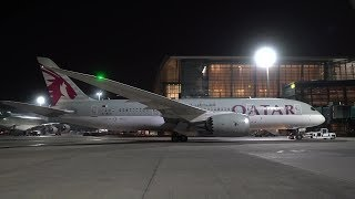 Qatar Airways' Inaugural Flight to Langkawi, Malay...