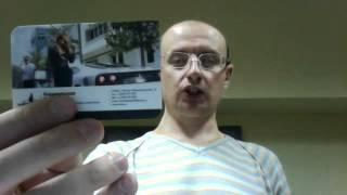 СуперФирма: Визитки - 3 вида - выбирайте!(Рецепт раскрутки фирмы 11. Визитки - важнейший элемент джентельменского набора начинающей фирмы. Три вида..., 2012-03-06T17:54:14.000Z)