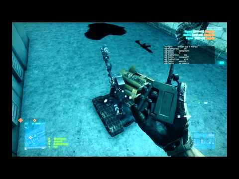 C4 and EOD bot - Battlefield 3 -