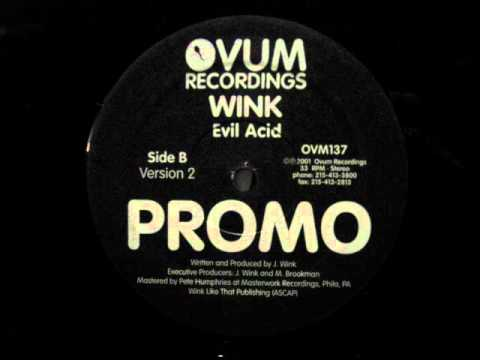 Wink.Evil Acid.Version 2.Ovum Recordings 2001.