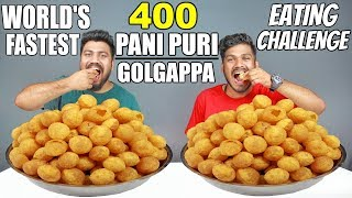 Golgappa Eating Challenge | Panipuri Eating Challenge | #TimeLimit | Food Challenge | Yummy Dare