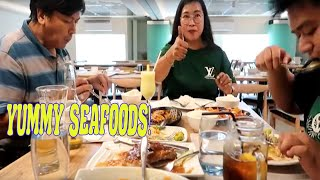 PRAWN FARM GRILL & SEAFOODS RESTAURANT ICM MUKBANG  2019 | WHERE TO EAT AFFORDABLE SEAFOODS IN BOHOL