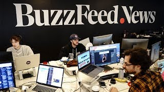 BuzzFeed dropping out of White House travel pool just months after massive layoffs