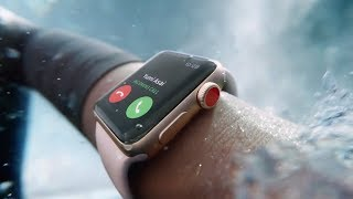 Apple Watch Series 3 — TRAILER