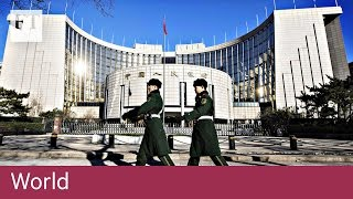 China forex reserves drop $70bn