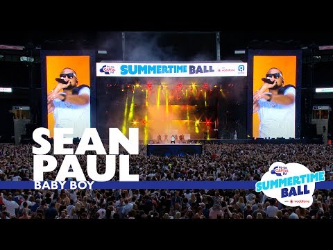 Sean Paul - Baby Boy