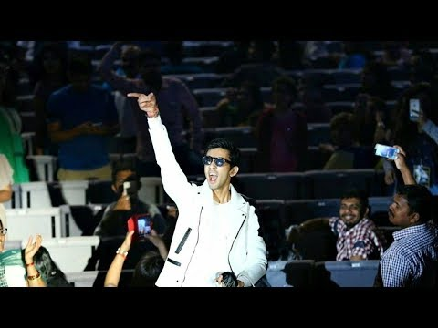THALA AJITH MASS SONG ANIRUDH IN SINGAPORE