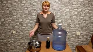 Сироп из березового сока в домашних условиях  - наш опыт.