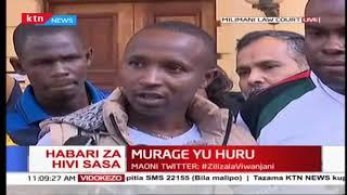 Baba aliyejaribu kumtorosha mtoto wake kutoka KNH asimulia masaibu yake