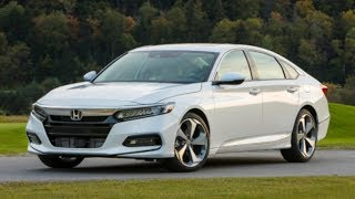 Honda Accord 2018 Car Review