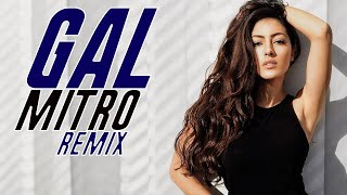 Dj Angel GAL MITRO (Remix) Nindy Kaur feat. Raftaar