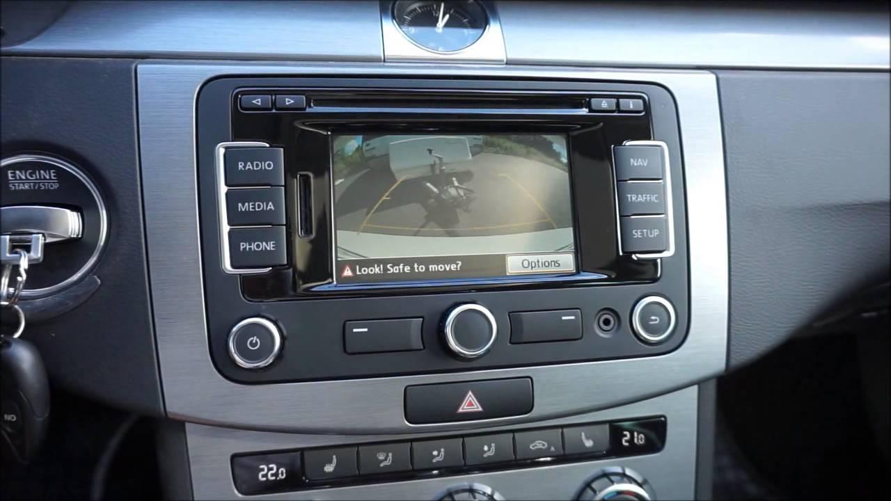backkamera interface i rns rcd 310 510 810 youtube rh youtube com vw rcd 510 manual Classic VW Manual