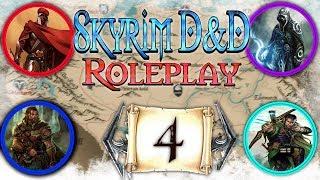 """SKYRIM D&D ROLEPLAY #4 - """"Avoiding Suspicion"""" (CAMPAIGN 2) S2E4"""