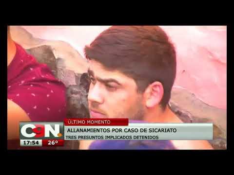 Detenidos por caso de sicariato en Asunción
