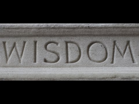The Beginning Of Wisdom by King Solomon (6 Minutes)