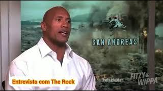 Dwayne The Rock Transformação - Dublado